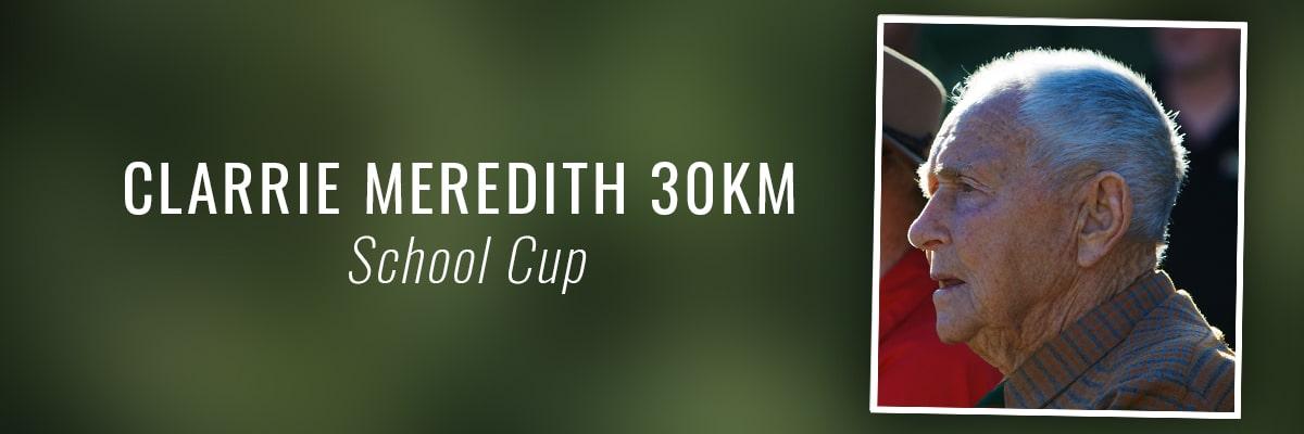 Clarrie Meredith 30km Kokoda Challenge School Cup
