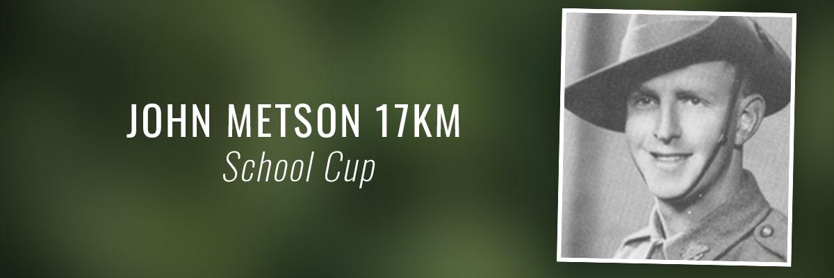 John Metson 17km Kokoda Challenge School Cup