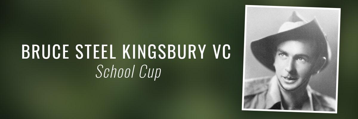 Bruce Steel Kingsbury VC Kokoda Challenge School Cup