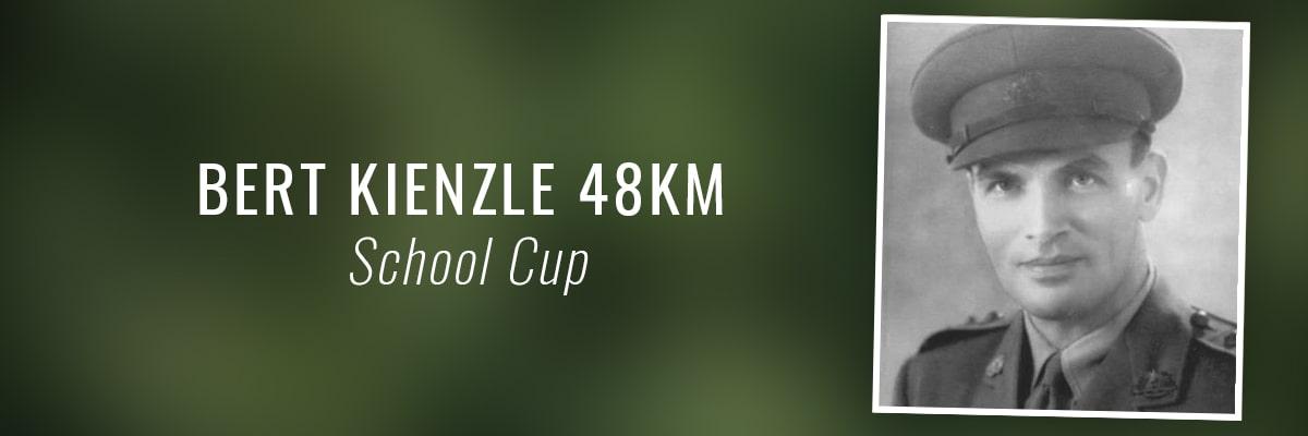 Bert Kienzle 48km Kokoda Challenge School Cup