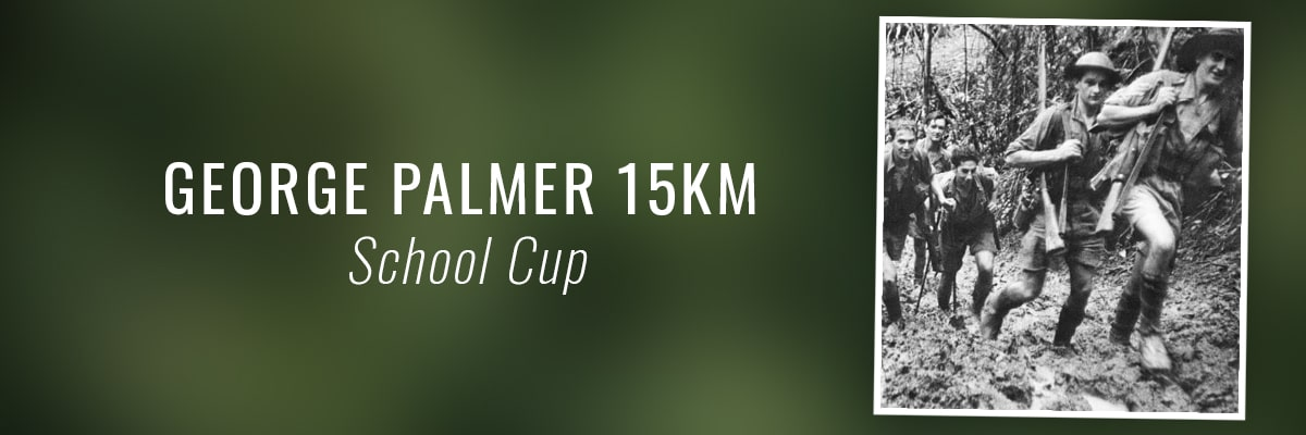 George Palmer 15km Kokoda Challenge School Cup